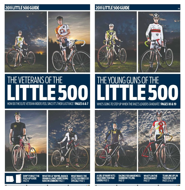 2011 Little 500 guide